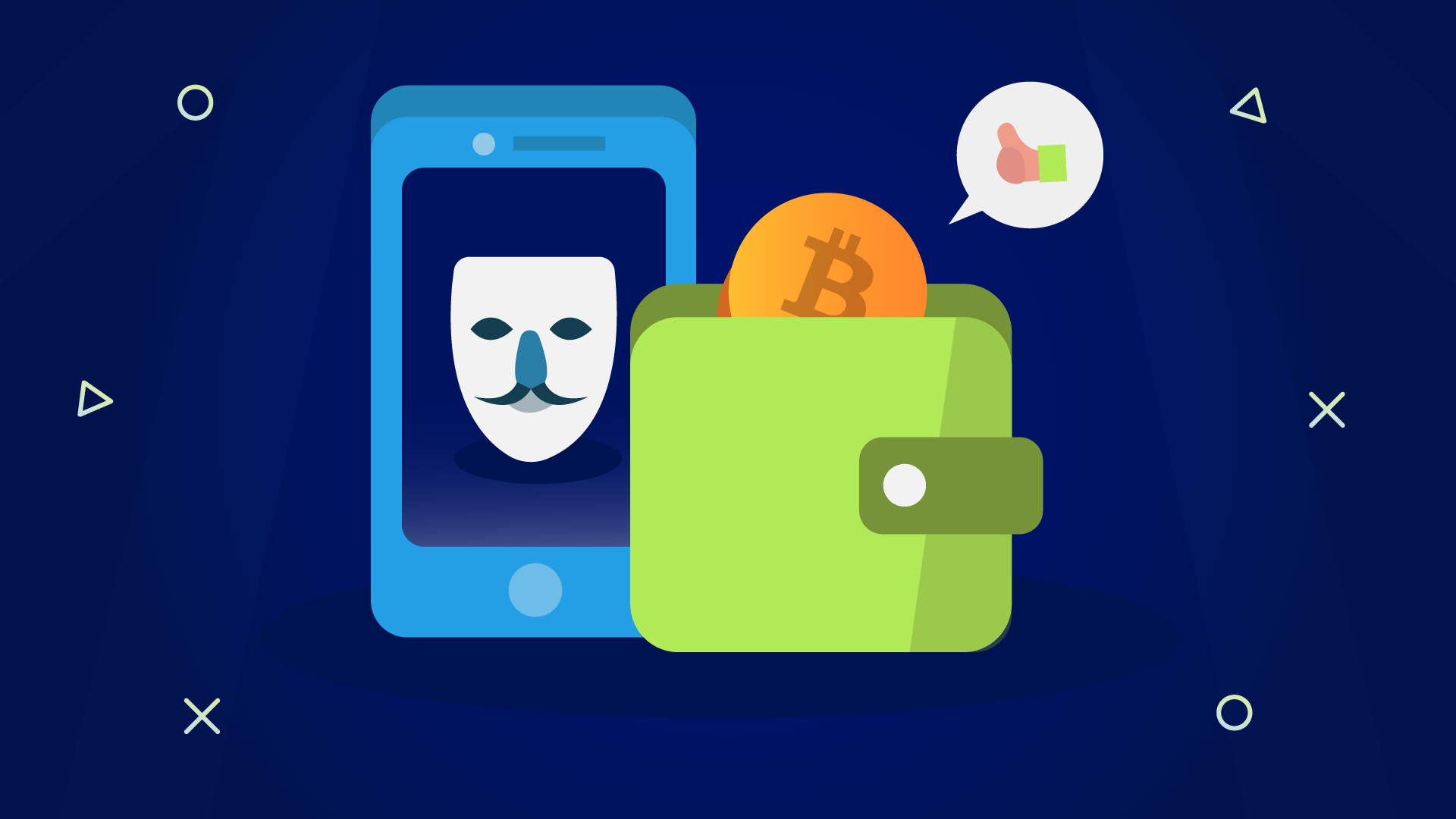 The Benefits of Privacy Wallets and Mixers
