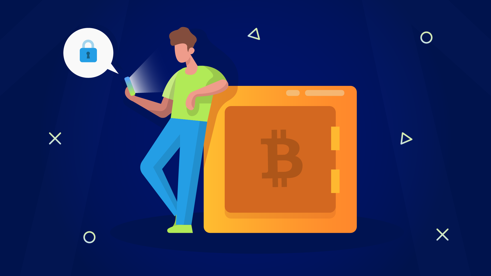 How to store Bitcoin safely?