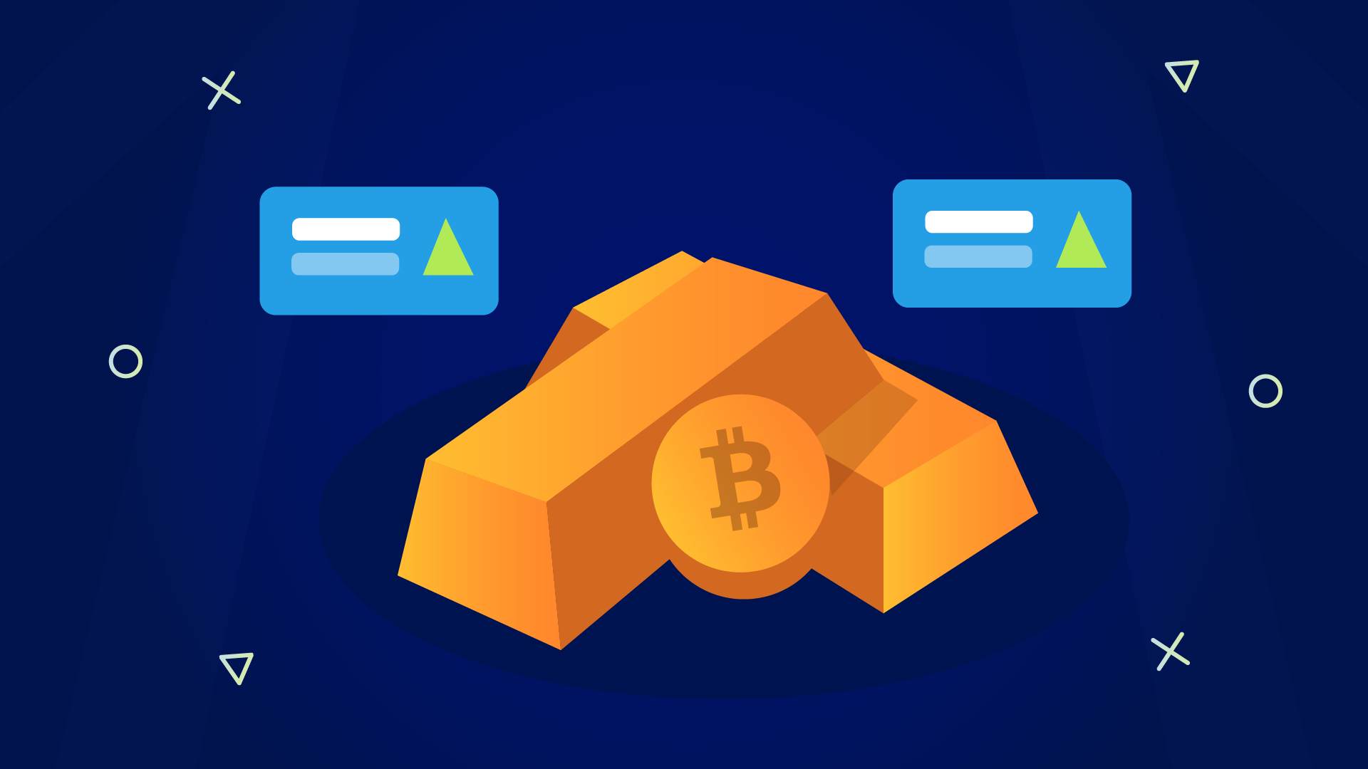 Could Bitcoin Replace Gold in The Future?