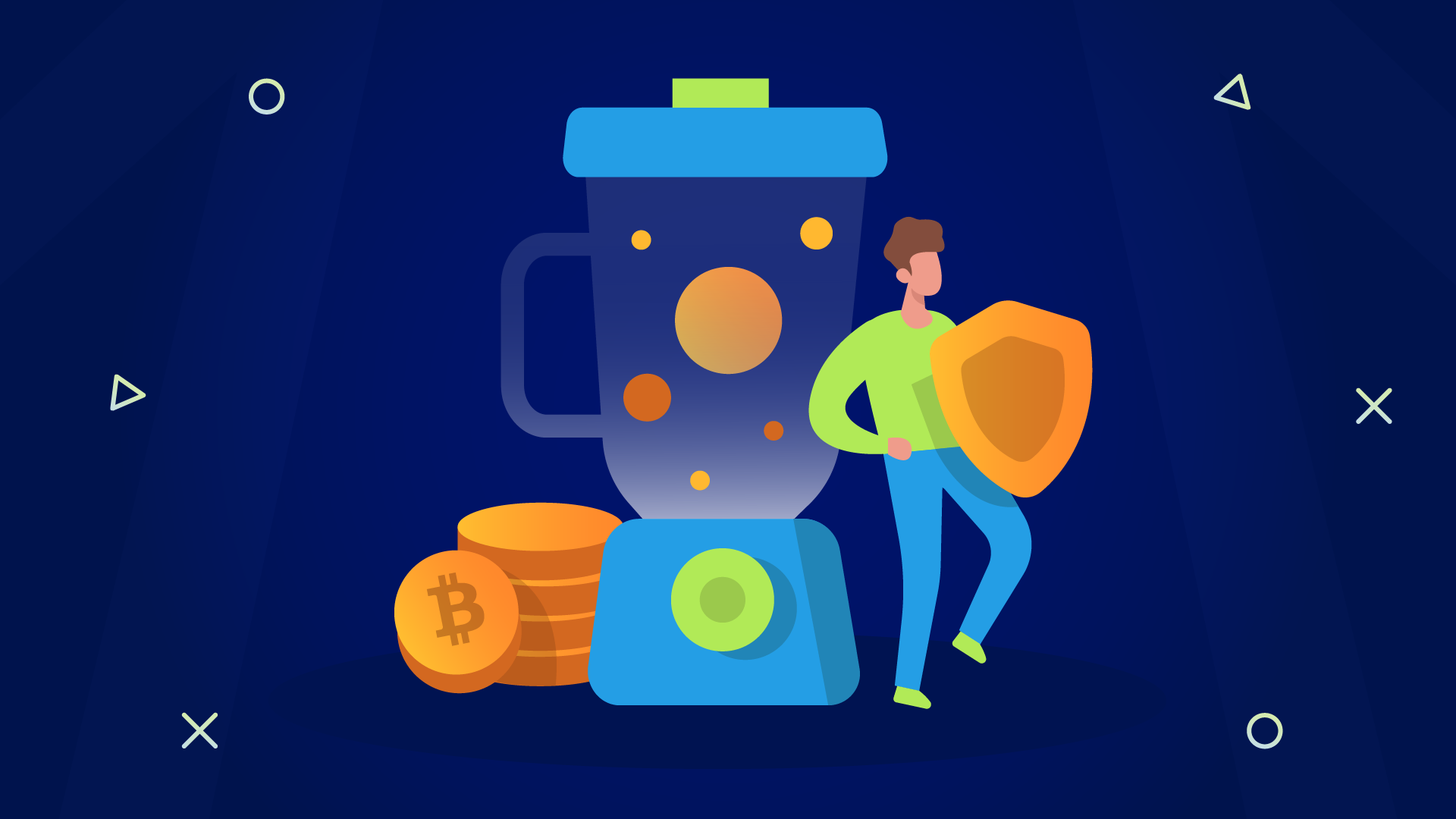 Protect Your Crypto Assets with Crypto Mixers