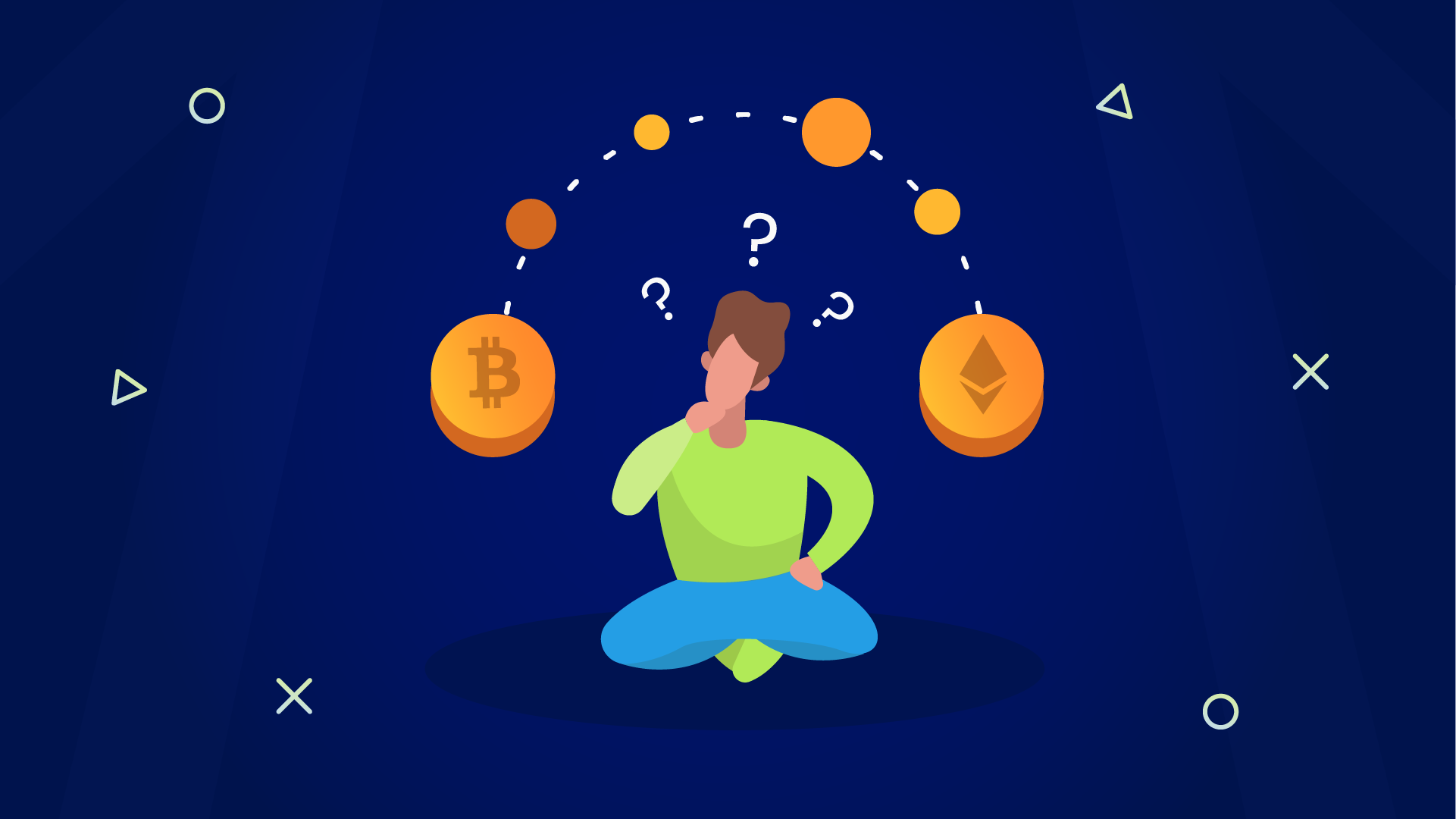 Why mix coins?